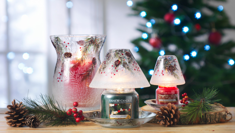 Fragranze Yankee Candle in OFFERTA a Dicembre