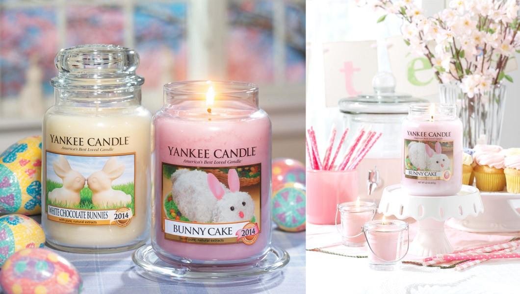 Yankee Candle - White Chocolate e Bunny Cake