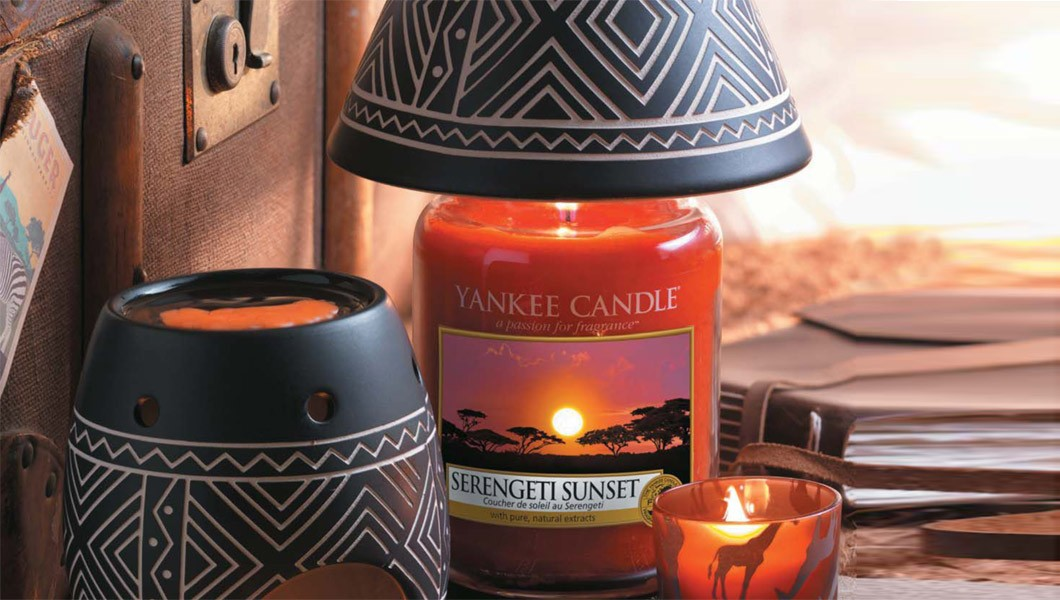 Yankee Candle - Accessori Out of Africa