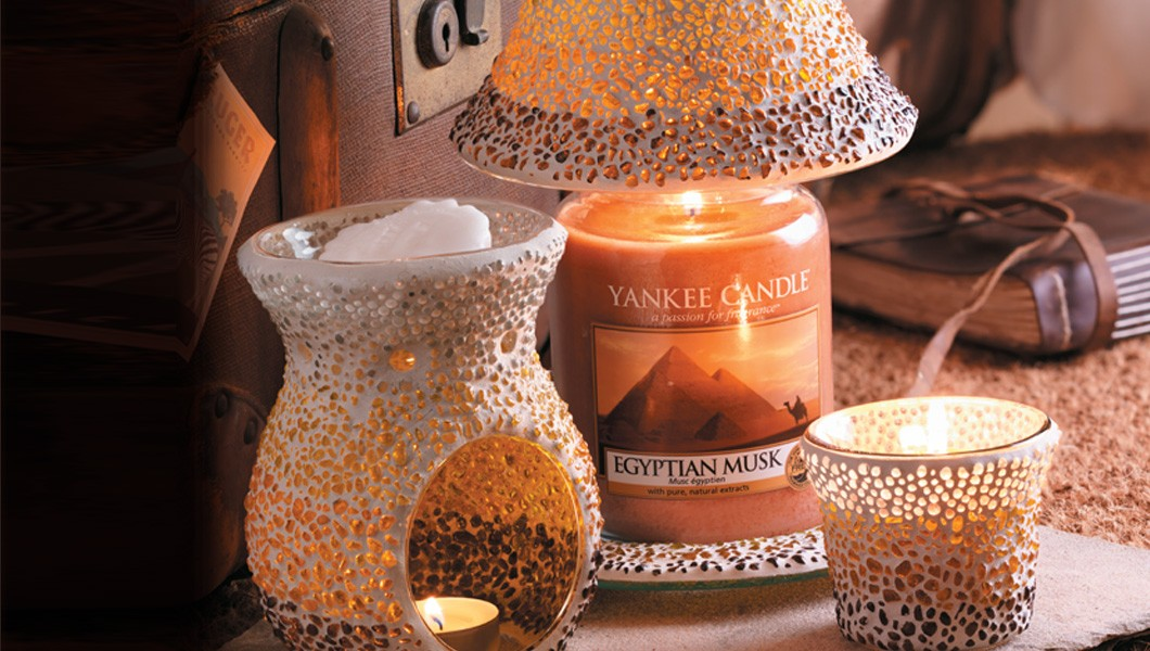 Yankee Candle - Egyptian musk