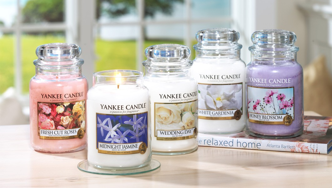 Yankee Candle - Fragranze floreali