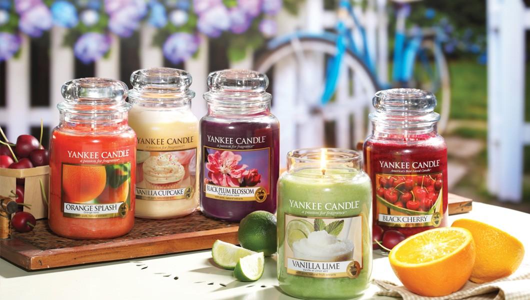 Yankee Candle - Fragranze fruttate