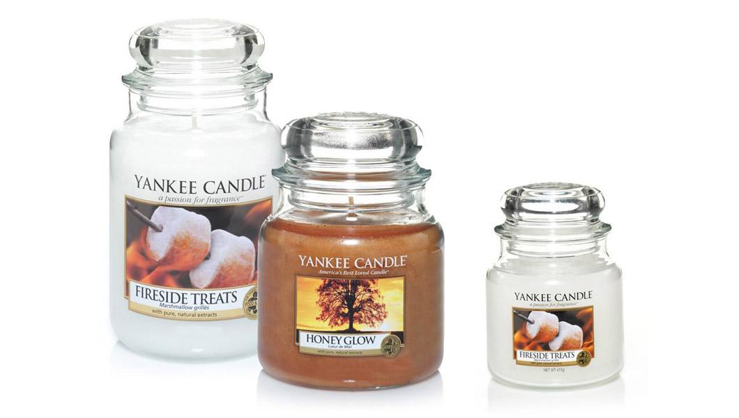 Yankee candle - Profumazioni del mese di ottobre