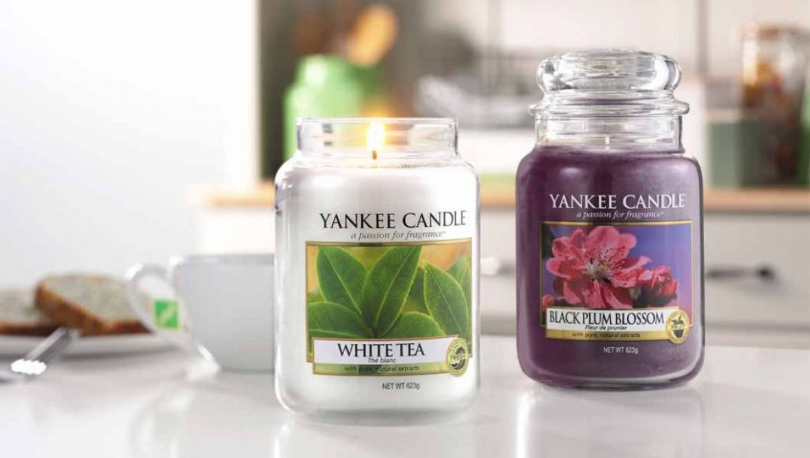 Aprile, Yankee Candle scontate del 25%