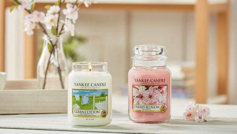 Fragranze di Gennaio Yankee Candle SCONTO 25%