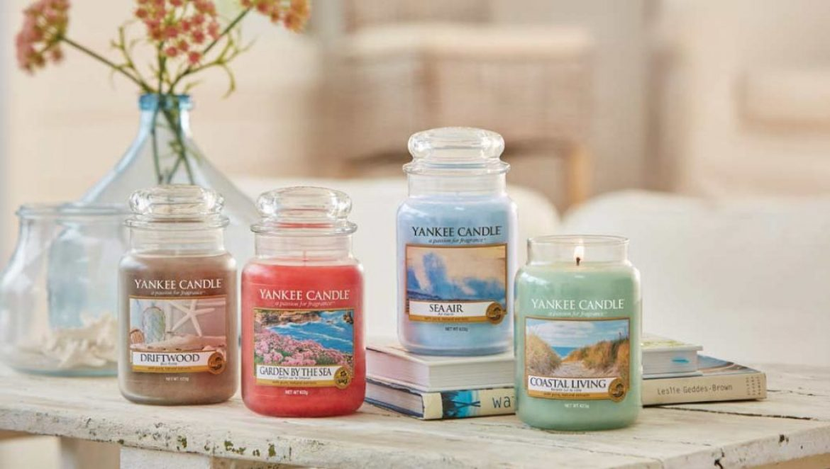 COASTAL LIVING di Yankee Candle