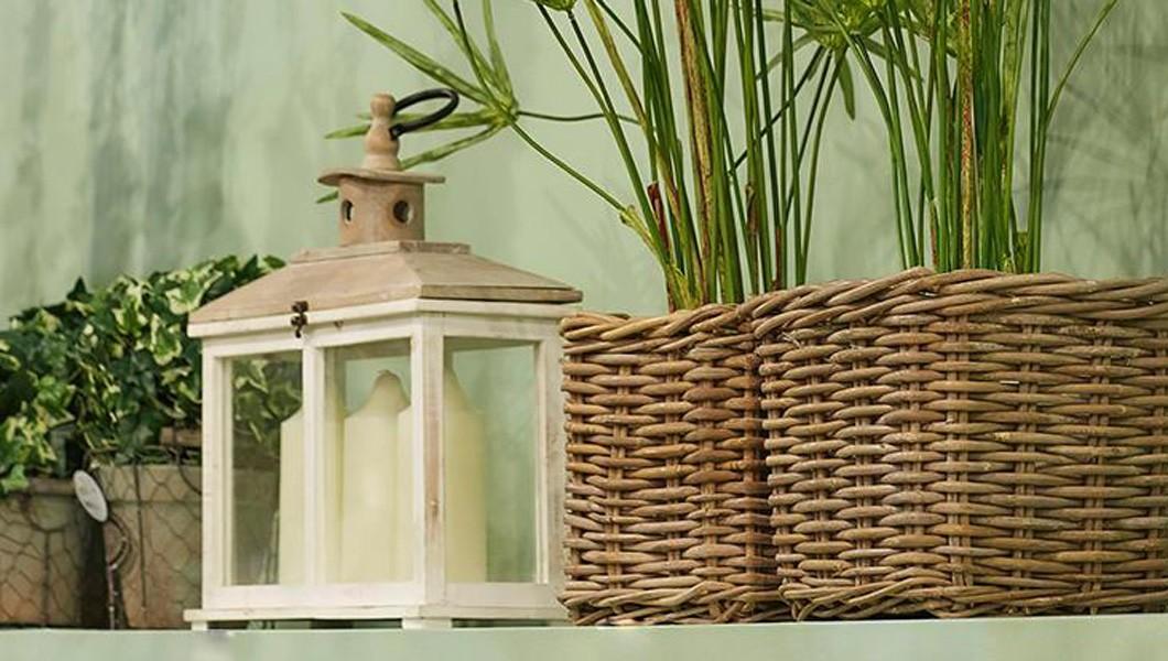 Papaveri e Papere - Complementi d'arredo, lanterne e vasi