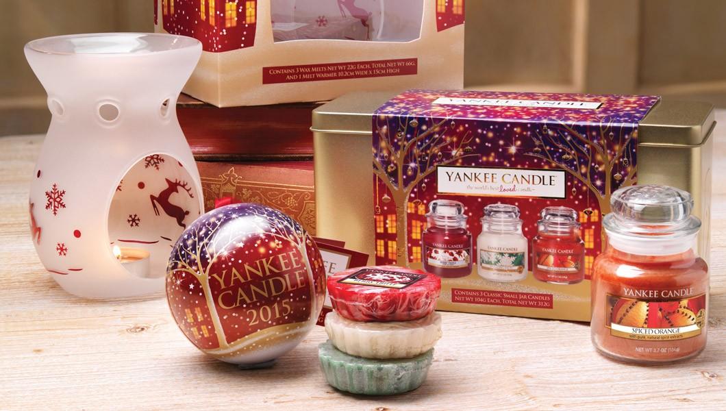Yankee Candle - Confezioni regalo Natalizie
