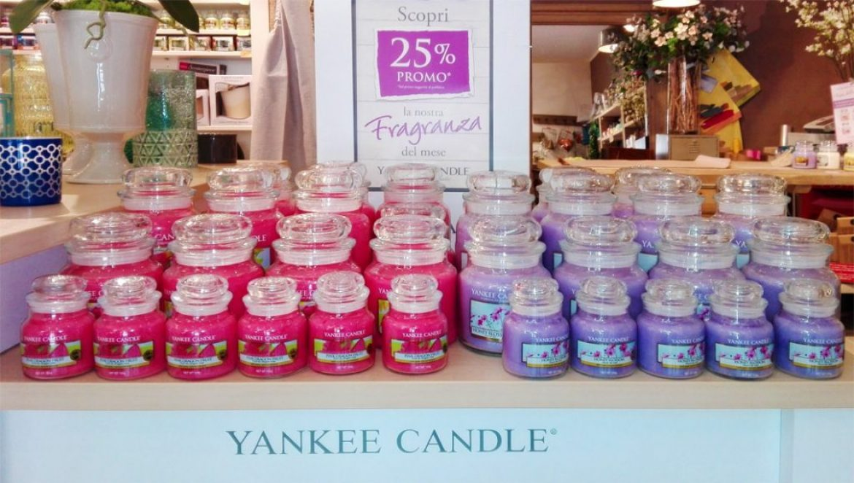 Yankee Candle OFFERTA di Maggio
