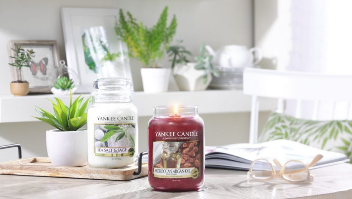 Yankee Candle scontate del 25 %