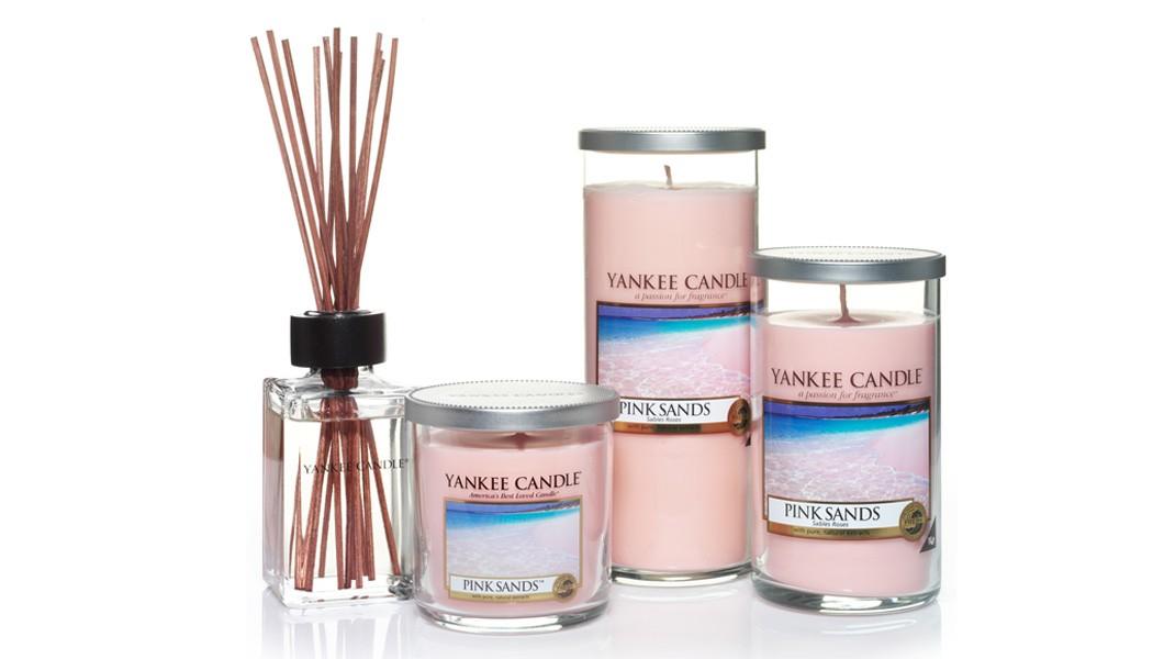 Yankee Candle - Profumatori Pink Sands