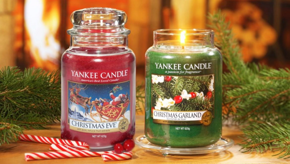 Yankee Candle le fragranze di Dicembre